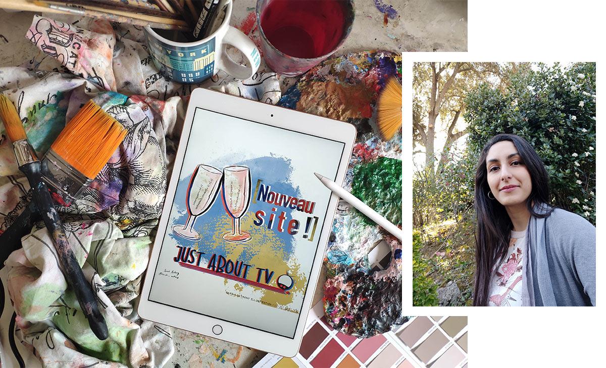 Journée Mondiale de l'Art - découvrez nos illustrations et votez pour désigner la plus belle