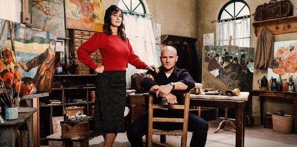 La saison 4 de L'Art du Crime arrive cette semaine sur France 2 avec un panel de guest-stars !