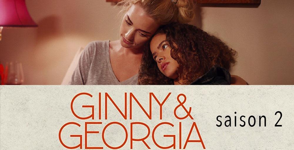 Ginny & Georgia : la série Netflix renouvelée pour une saison 2 !