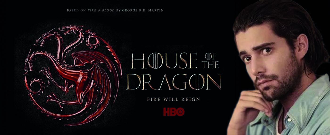 House of the Dragon : Fabien Frankel rejoint le casting du prequel de Game of Thrones actuellement en production, pour une diffusion en 2022