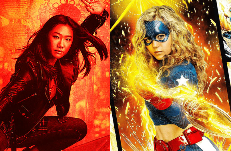The CW renouvelle Kung Fu et Stargirl