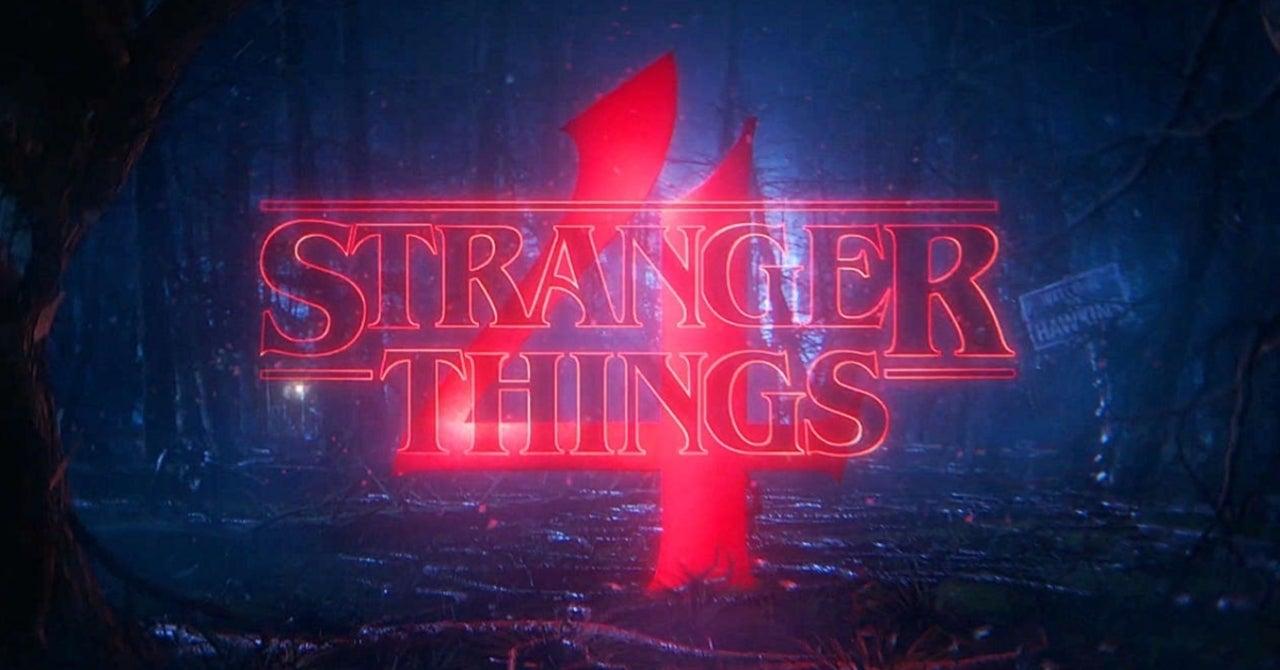 Stranger Things : nouveau teaser pour la saison 4 !