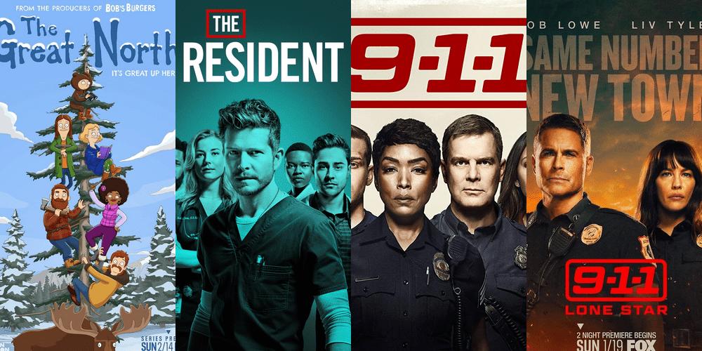 FOX renouvelle 4 séries et annonce un crossover
