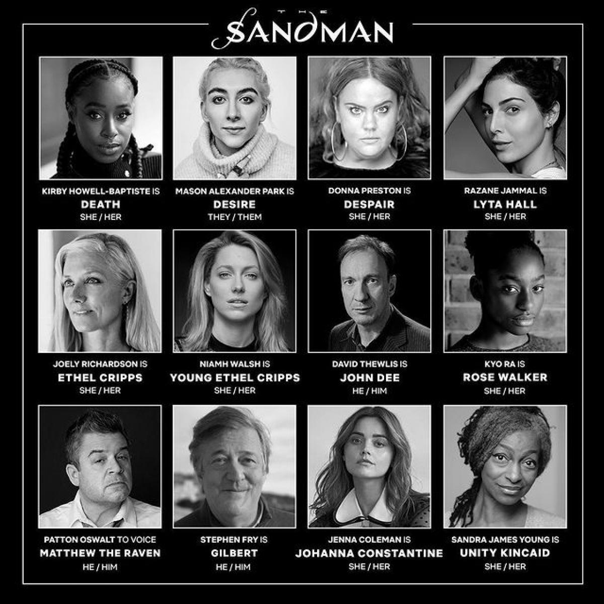 Jenna Coleman rejoint le casting de The Sandman