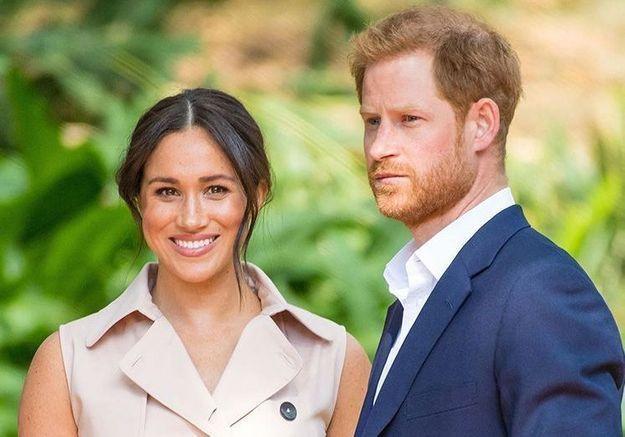 Meghan Markle et le prince Harry parents d'une petite fille