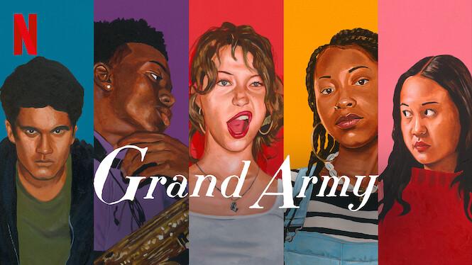 Grand Army : la série Netflix annulée après une saison seulement