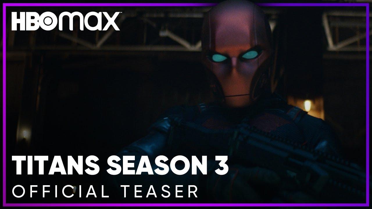 Une date et un teaser pour la saison 3 de Titans