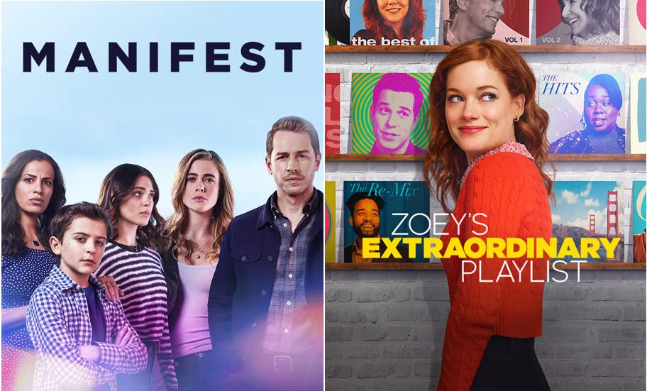 Manifest et Zoey's Extraordinary Playlist définitivement annulées par NBC