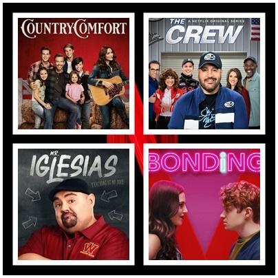 Quatre comédies annulées par Netflix