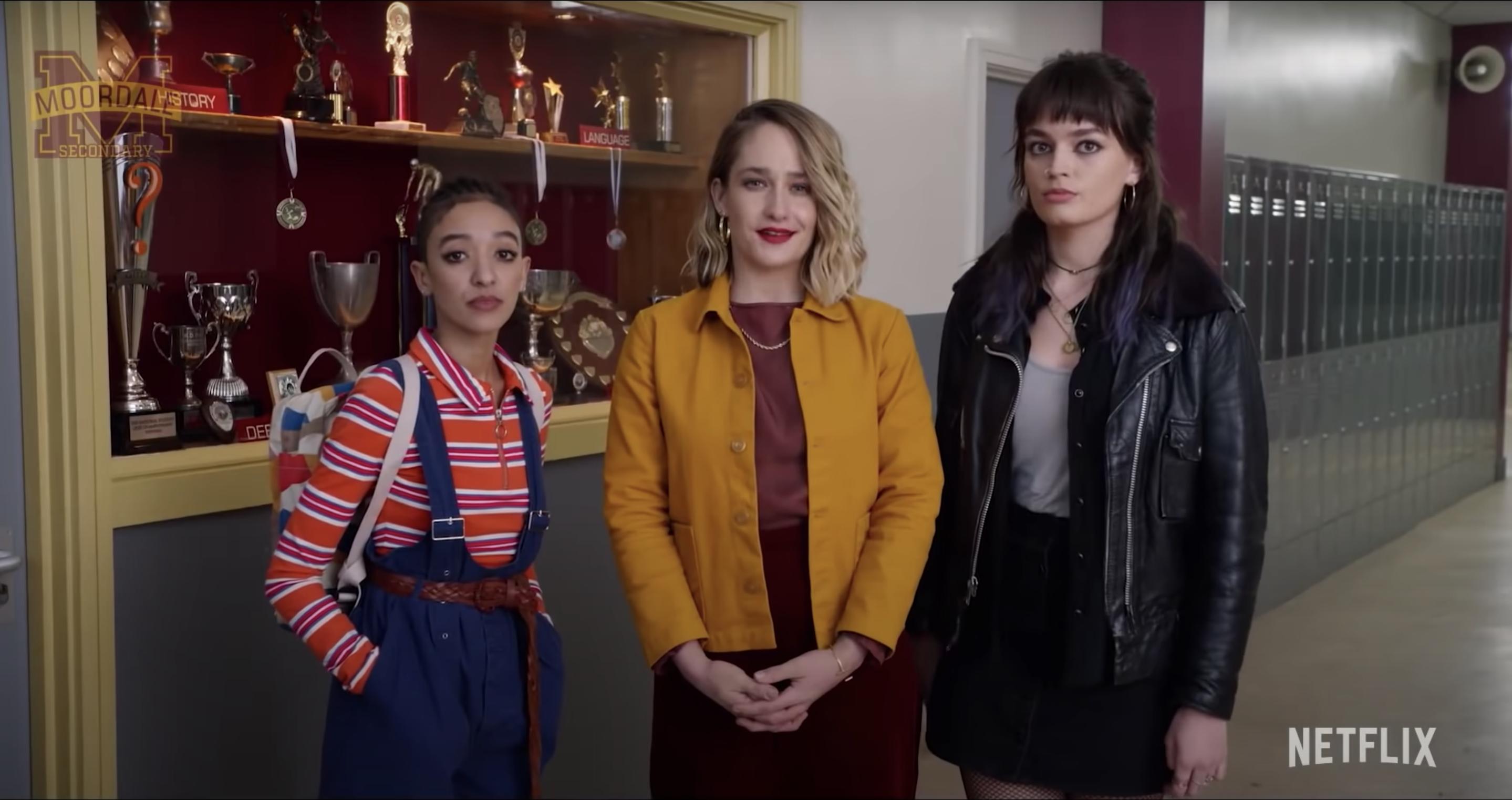 Sex Education : un trailer pour la saison 3 !