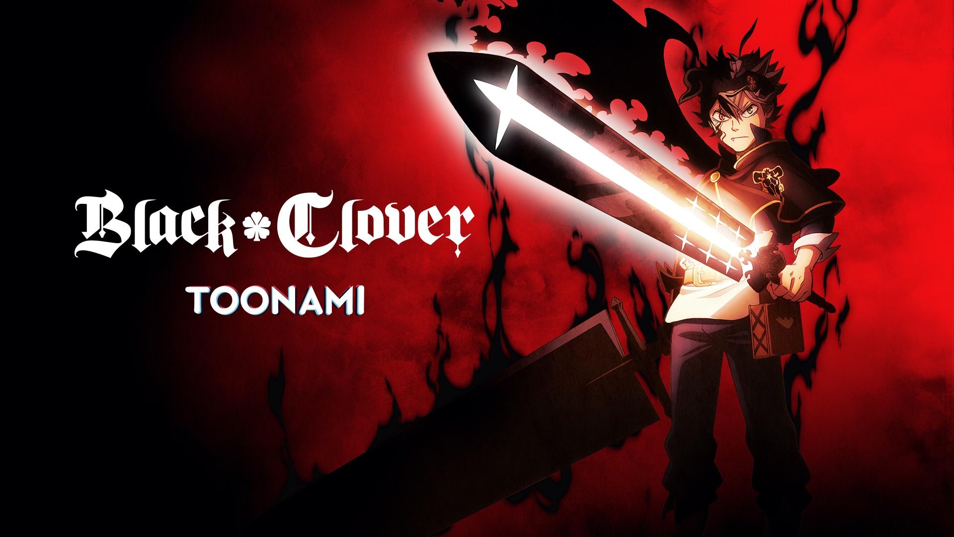 Black Clover : la saison 2 bientôt diffusée sur Toonami
