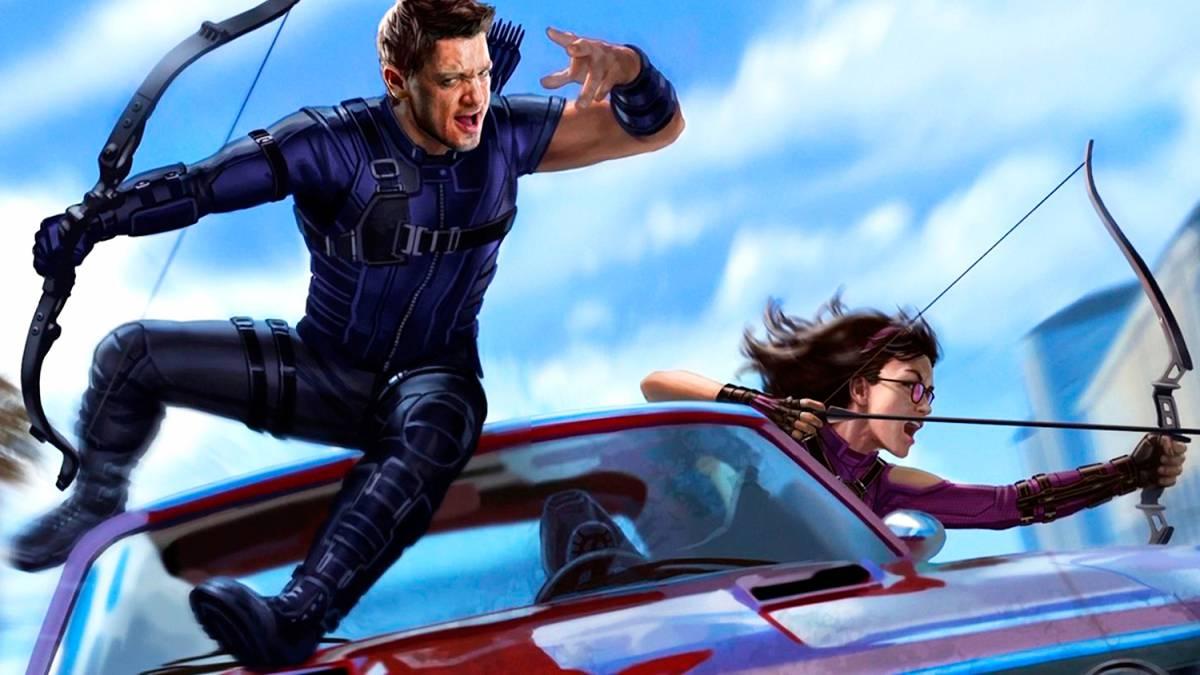 Une date de lancement pour la série Marvel dédiée à Hawkeye sur Disney+