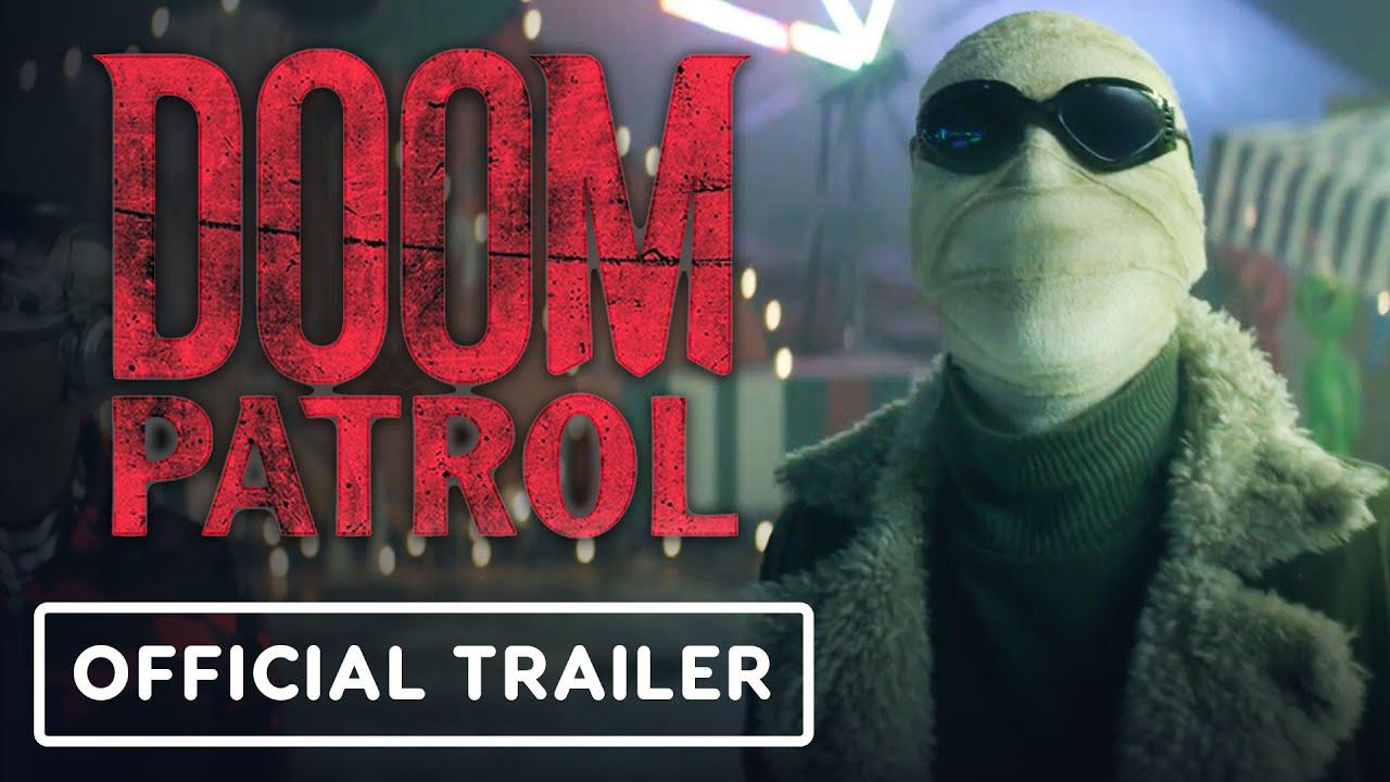 Une date et un teaser pour la saison 3 de Doom Patrol !