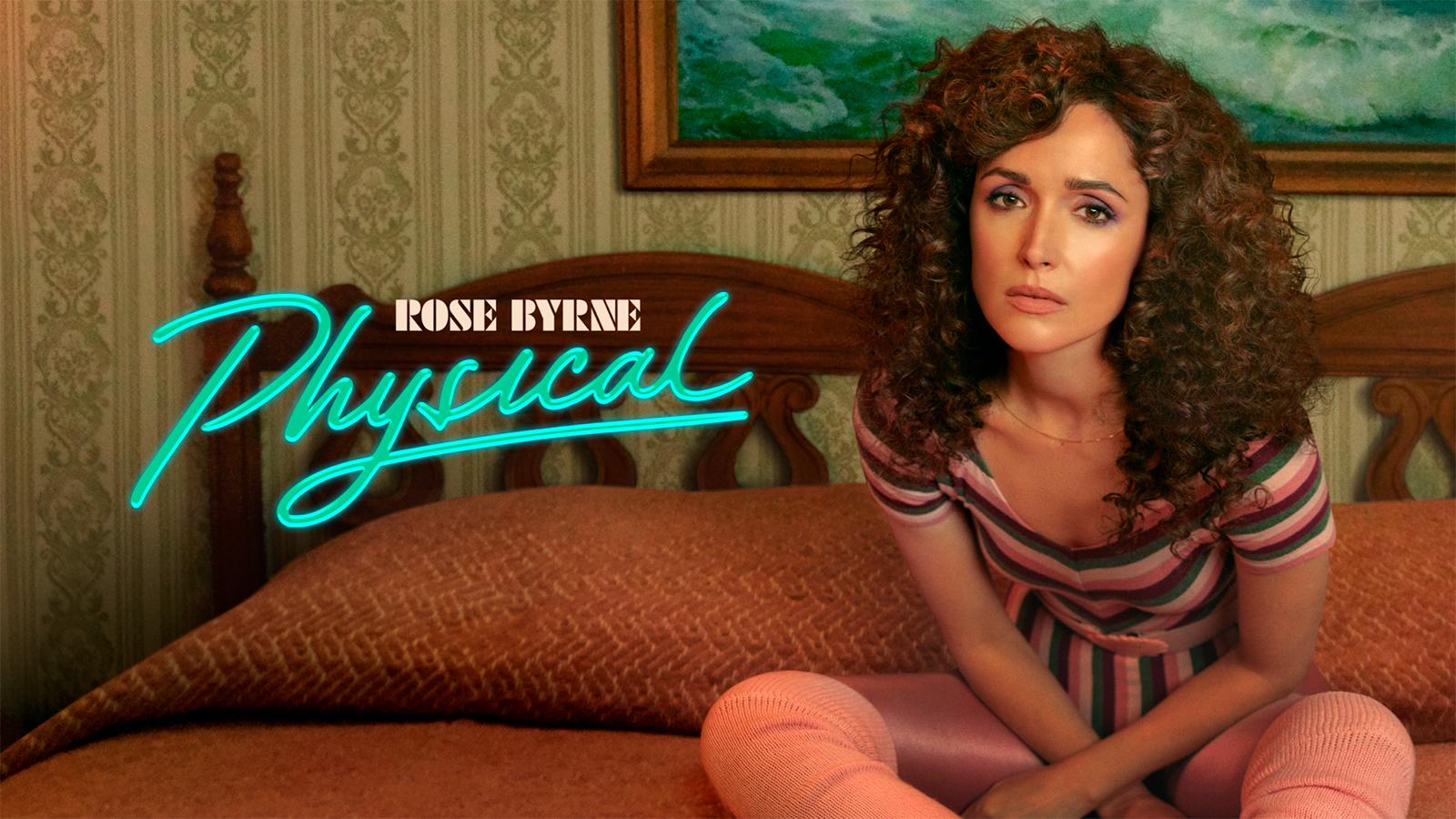 Physical : renouvelée pour une saison 2 par Apple TV + !
