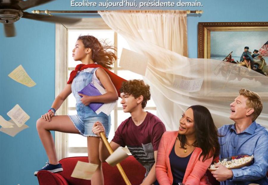 Journal d'Une Future Présidente : bande annonce de la saison 2!