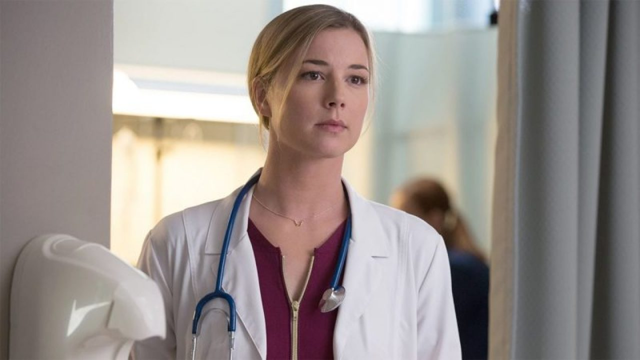The Resident : Emily VanCamp quitte la série...