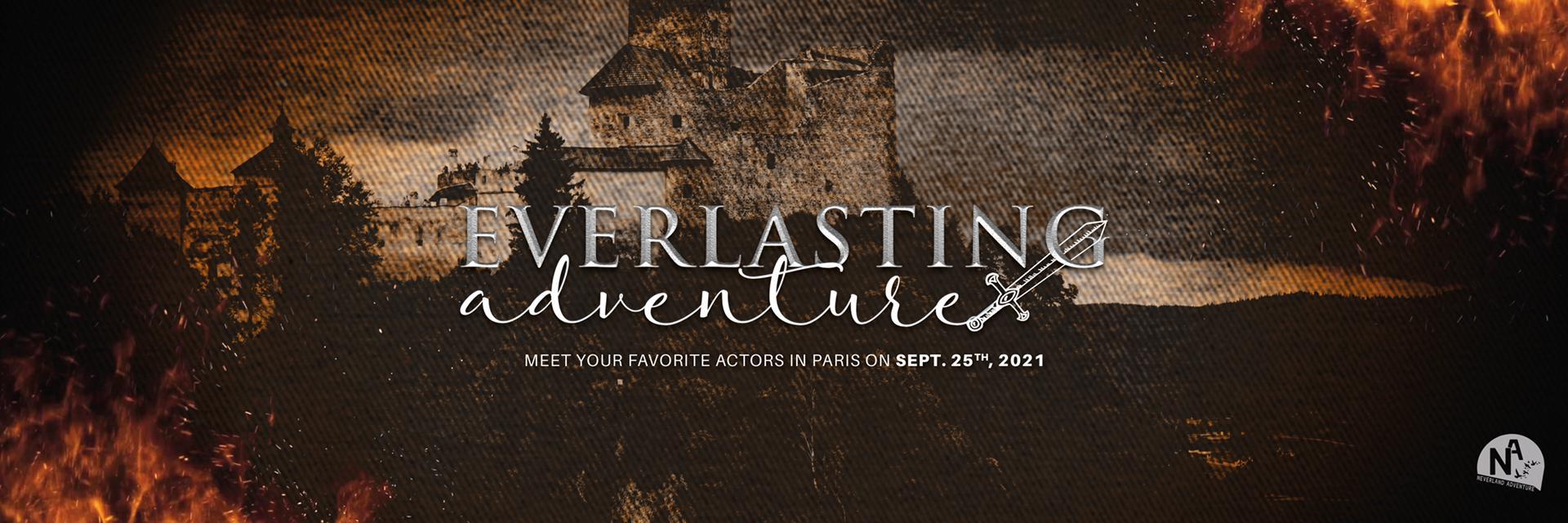 Everlasting Adventure : découvrez l'évènement The Last Kingdom de Neverland Adventure !