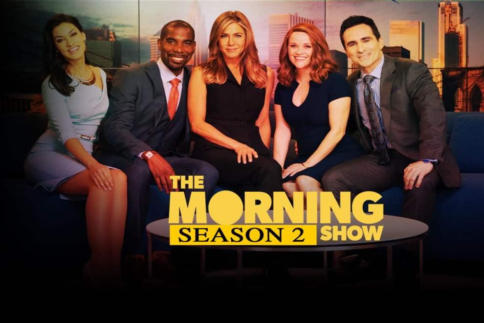 The Morning Show : Une date et un trailer pour la saison 2 de la série avec Jennifer Aniston et Reese Witherspoon