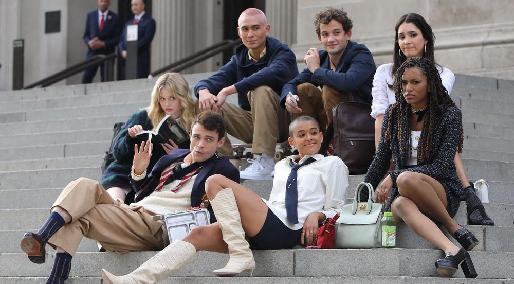 Gossip Girl (2021) : HBO renouvelle la série !