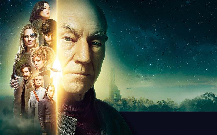 Le point sur les séries Star Trek (trailers, castings et renouvellements)