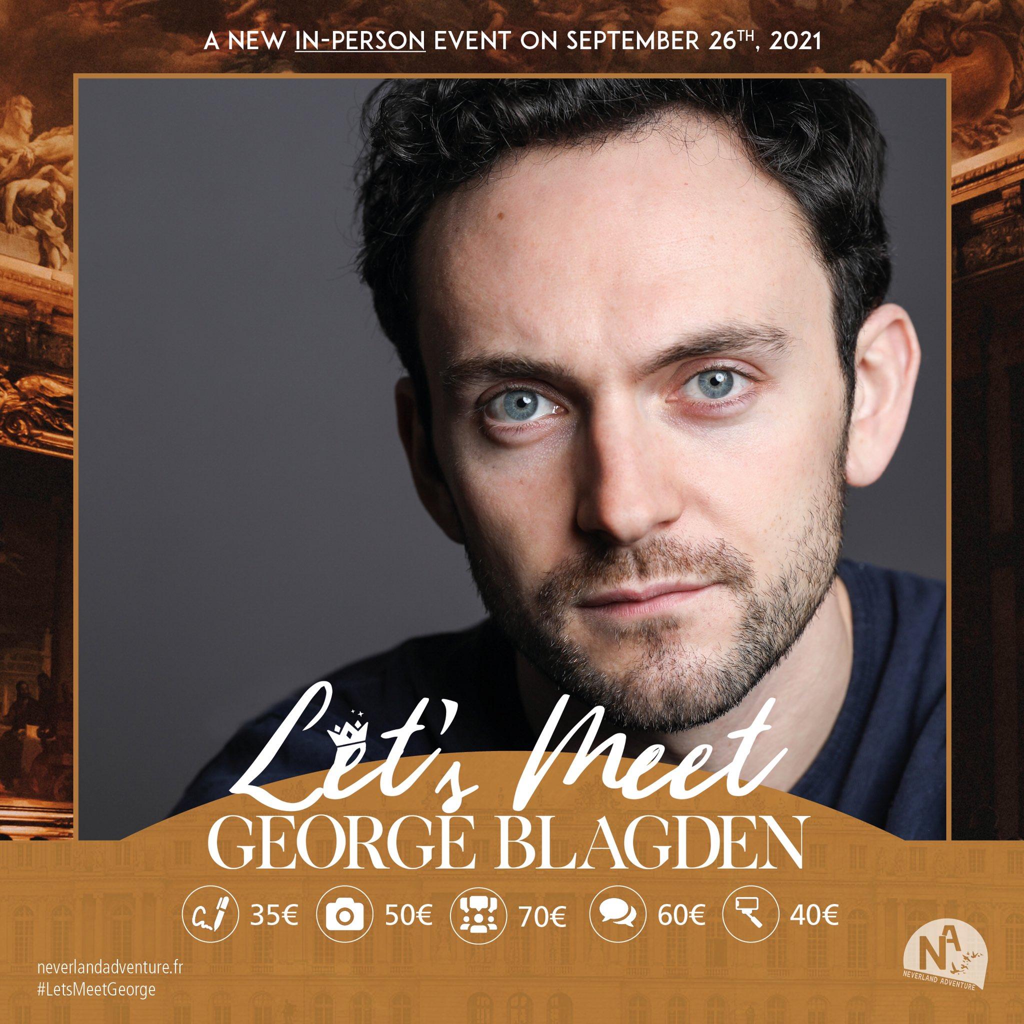 Découvrez Let's Meet George, le prochain fan meet de Neverland Adventure