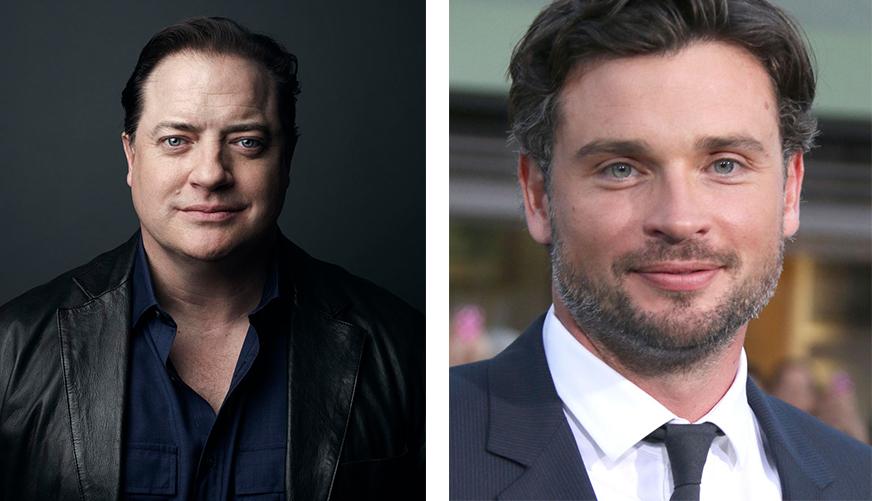 Brendan Fraser et Tom Welling incarneront les personnages principaux de Professionals (The CW)