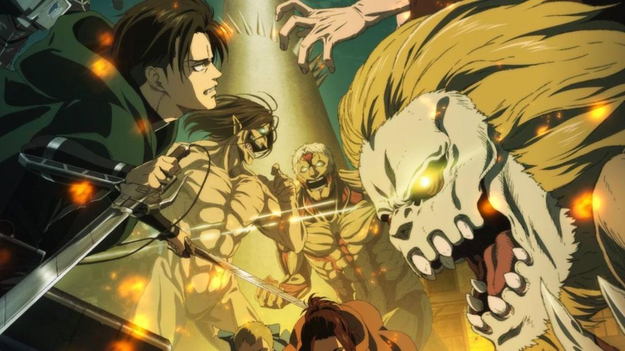 L'Attaque des Titans (SNK) : un teaser pour la dernière saison !