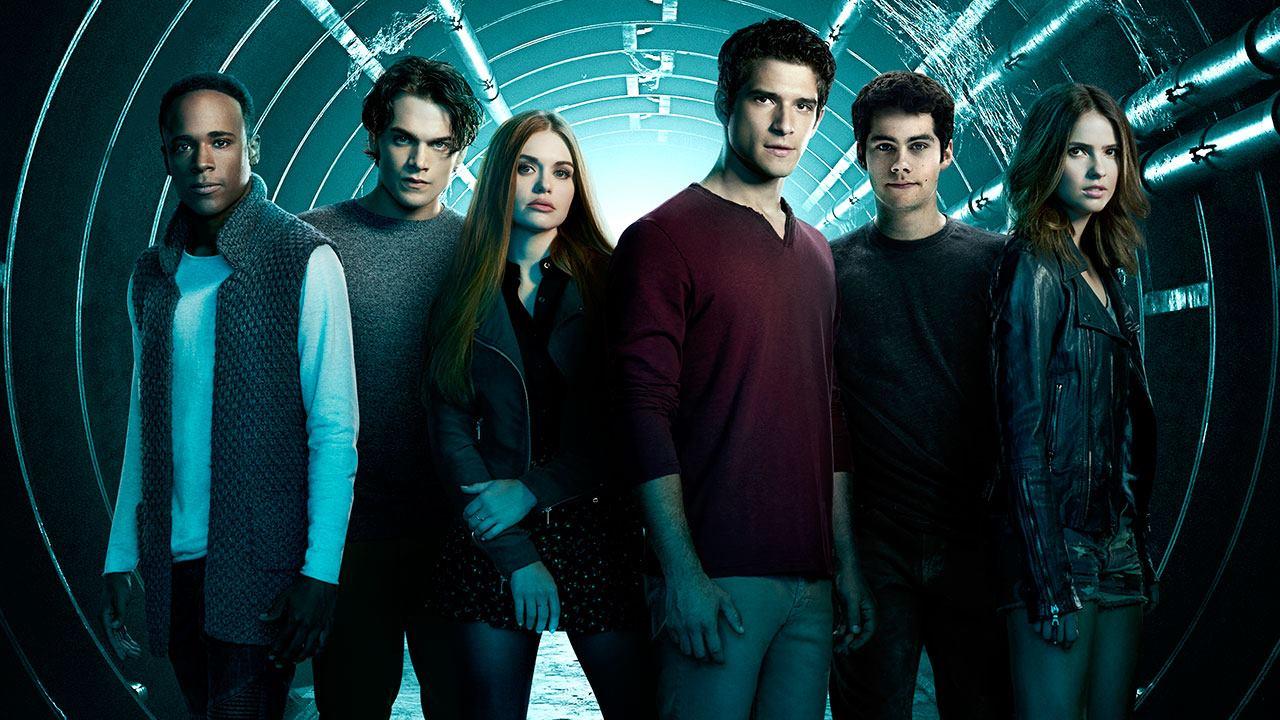 Nouvelles photos promotionnelles du cast de Teen Wolf!