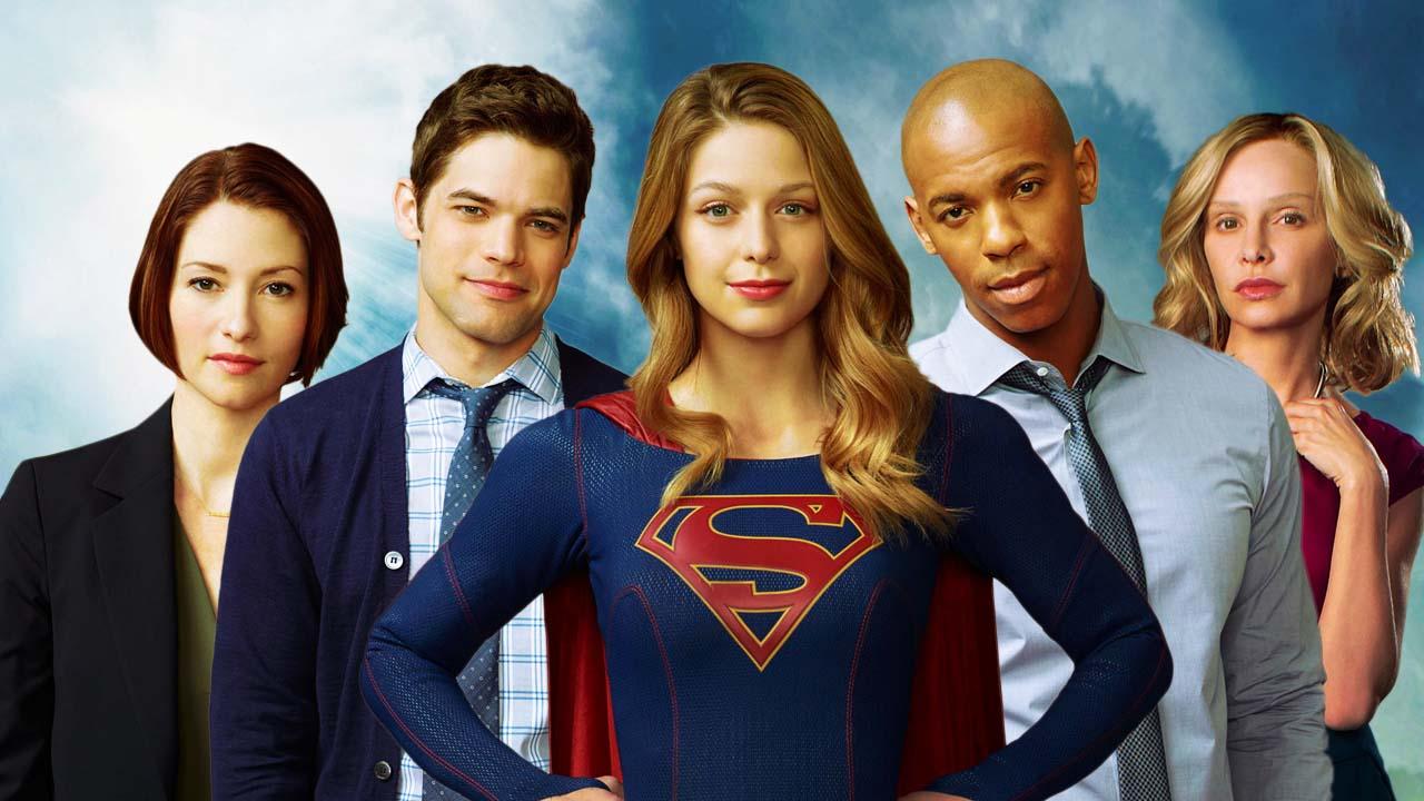 La saison 2 de Supergirl confirmée et diffusée sur la CW !