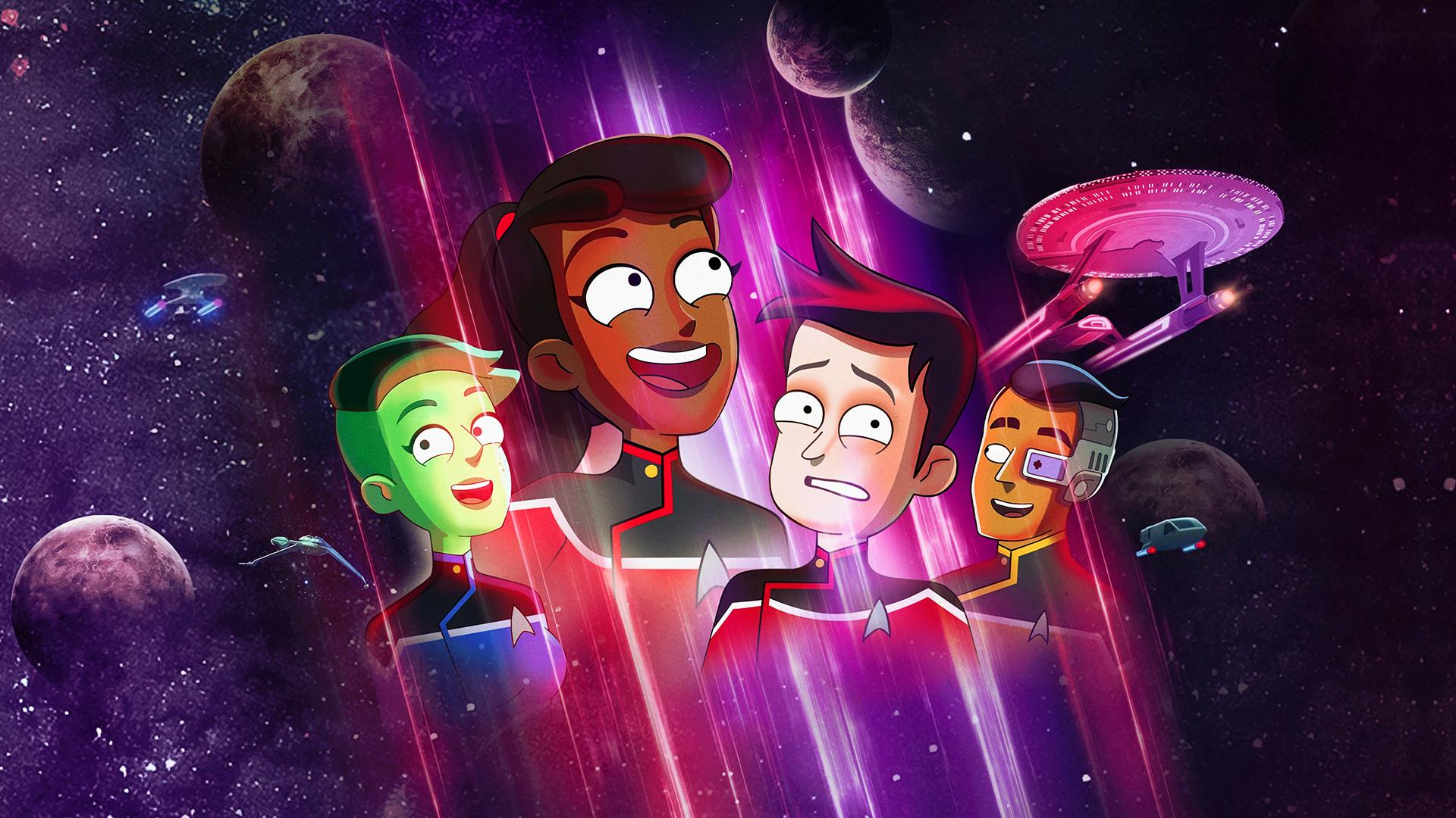 Star Trek : Lower Decks