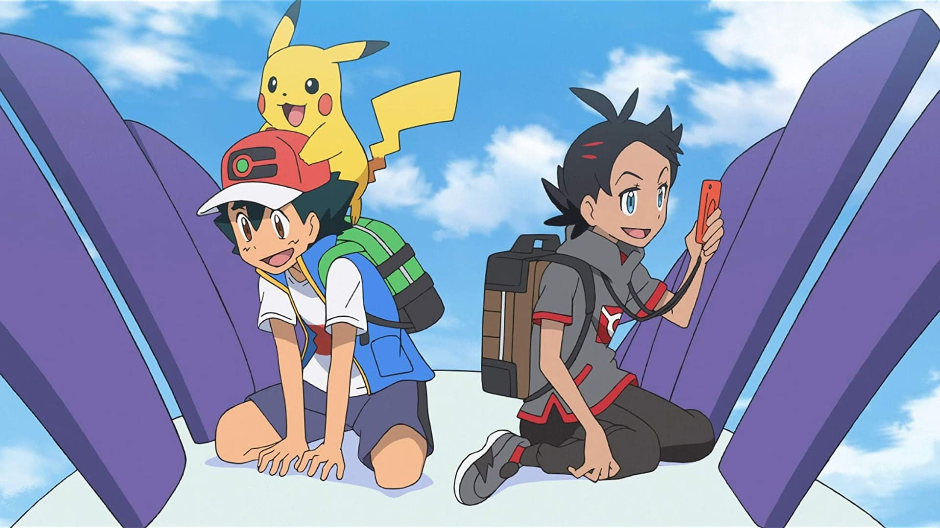 Pokémon: Journeys