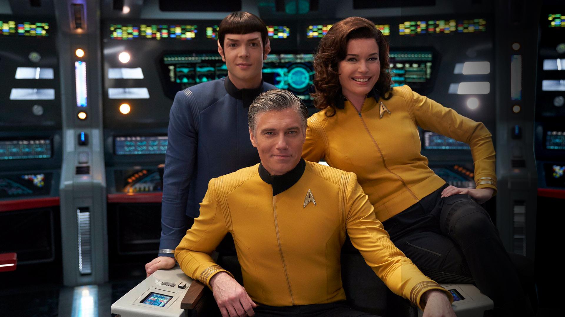 Star Trek : Strange New Worlds