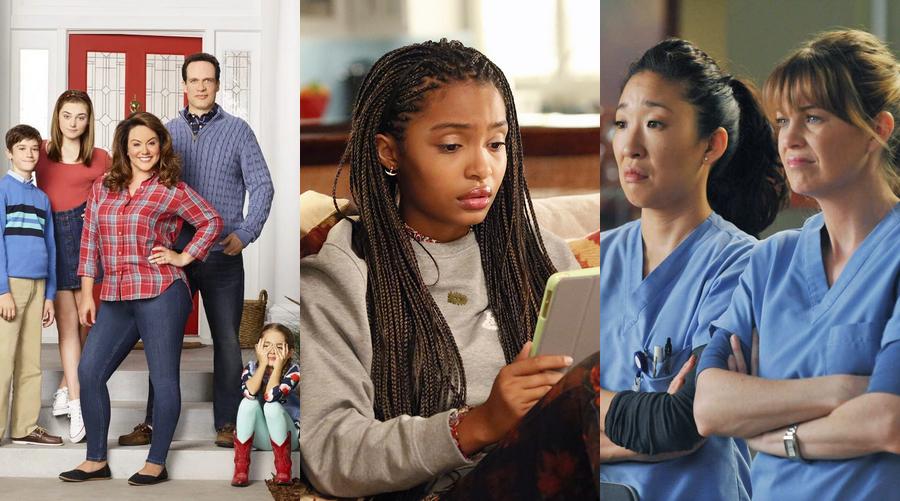 ABC commande des épisodes supplémentaires pour trois de ses séries