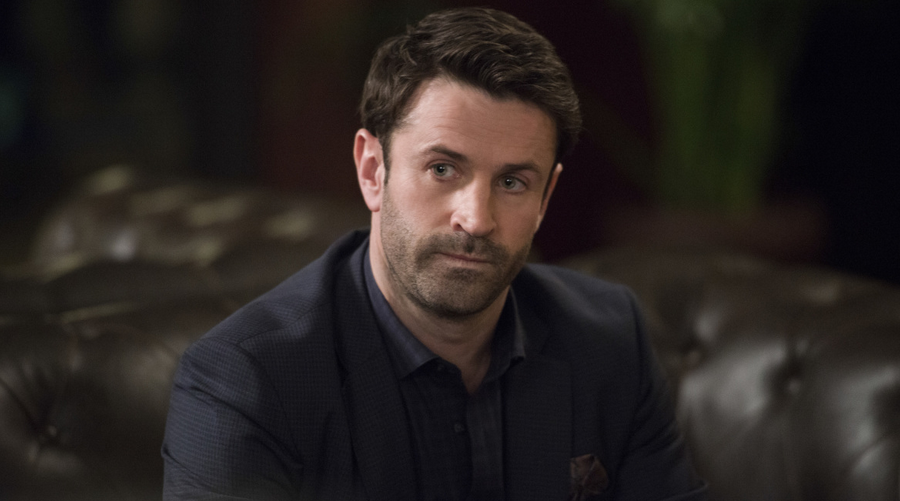 Entrevue avec Adam Fergus lors de la convention Supernatural de People Convention