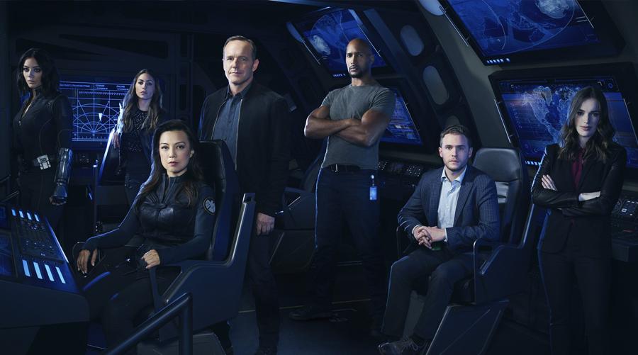 La saison 4 de Marvel's Agents of SHIELD sera diffusée sur 6ter