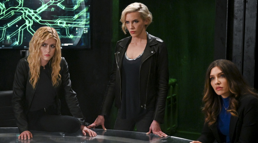 Le nouveau spin-off d'Arrow se précise