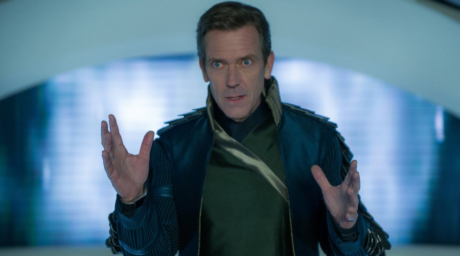 HBO commande officiellement Avenue 5 avec Hugh Laurie