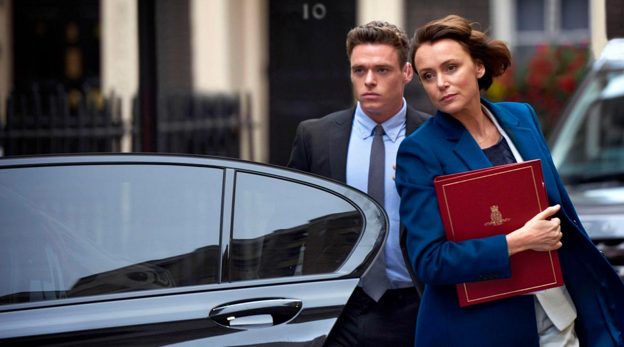 Bodyguard : un trailer pour la nouvelle série britannique avec Richard Madden