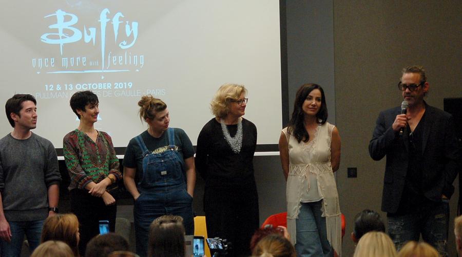 Compte-rendu de notre week-end à la convention Buffy 3 : Once More With Feeling de CloudsCon