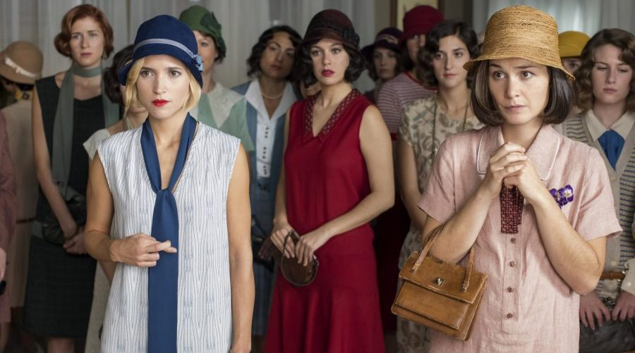Las Chicas Del Cable - Just About TV