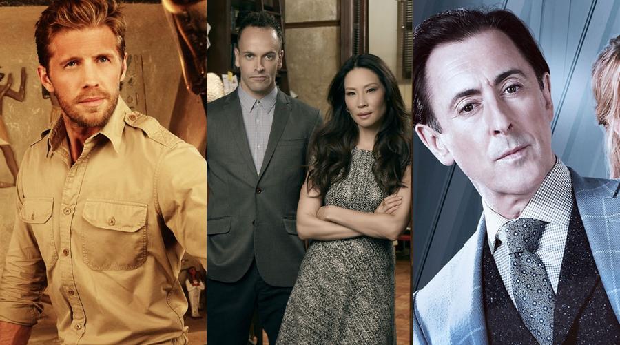 Blood & Treasure, Elementary, Instinct : CBS dévoile les dates de ses séries !