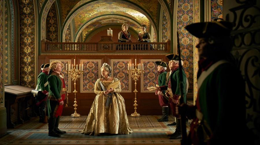 Catherine the Great : Helen Mirren sublime dans le trailer de la nouvelle série historique d'HBO