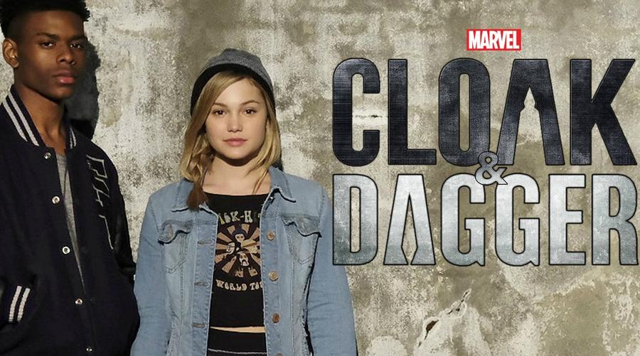 Une vidéo promotionnelle pour Marvel's Cloak & Dagger