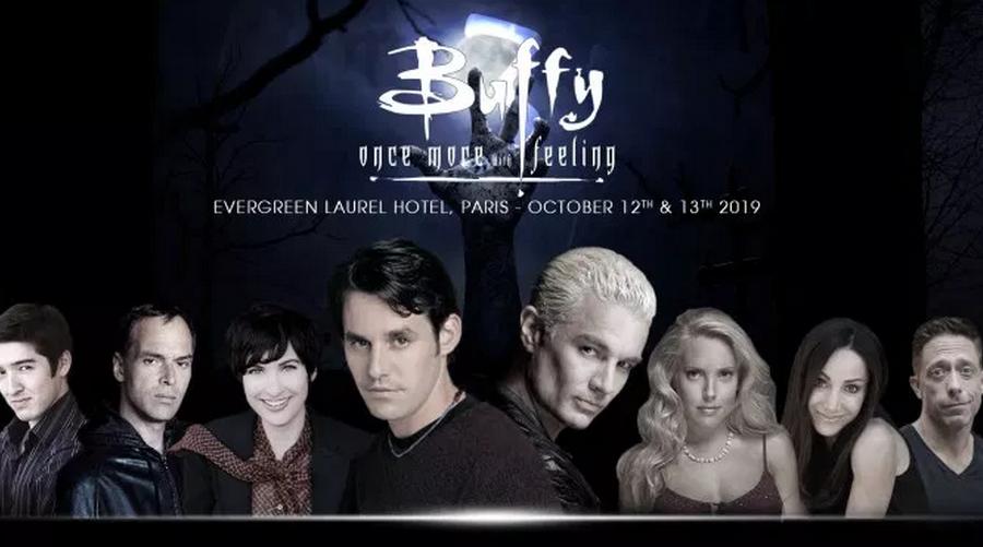 Rencontrez les acteurs de Buffy contre les vampires en octobre prochain grâce à CloudsCon !