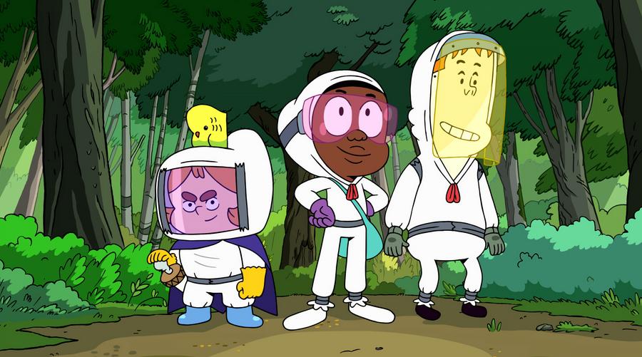 La série animée Craig Of The Creek obtient une deuxième saison