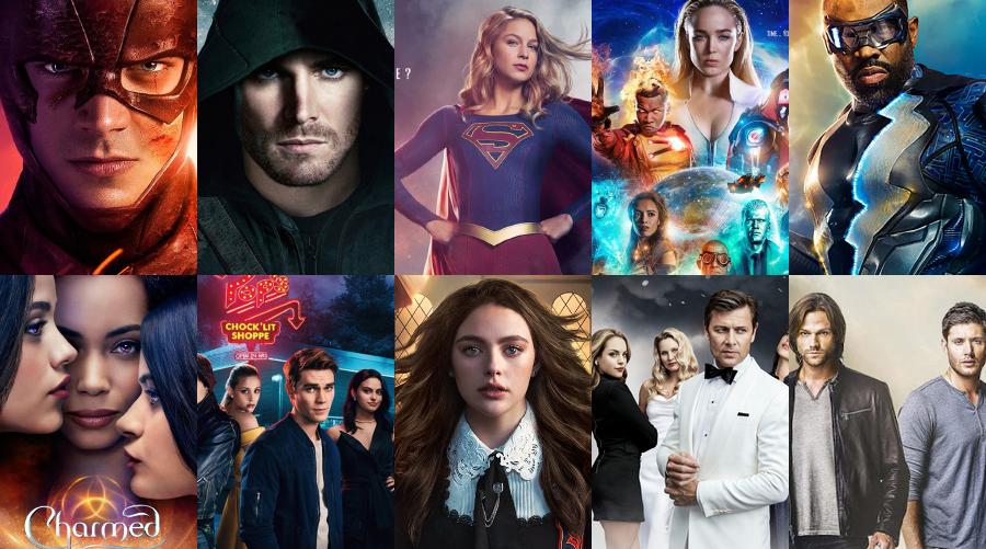 Supernatural, Riverdale, Charmed, Arrow... The CW renouvelle 10 de ses séries