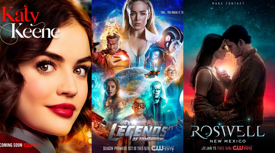 Des dates pour Katy Keene, Legends of Tomorrow et Roswell, New Mexico (The CW)