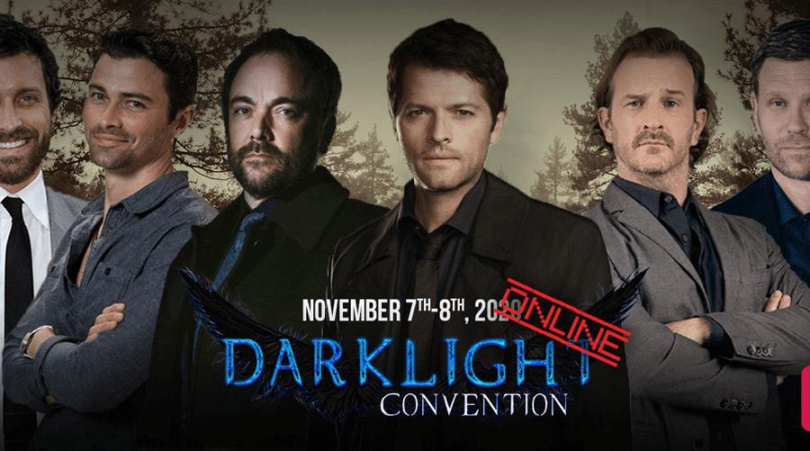 People Convention annonce la Dark Light Convention (Supernatural) en ligne !