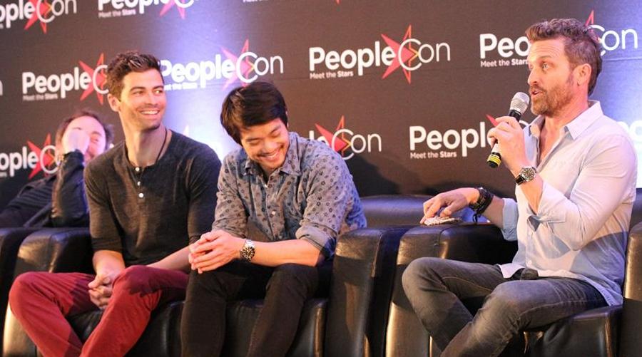DarkLight Con 2 de People Convention : compte-rendu d'un week-end avec les acteurs de Supernatural