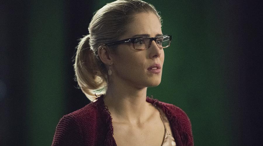 Emily Bett Rickards finalement présente dans la dernière saison d'Arrow